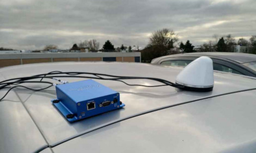 The WMG project trialled a range of CAV security systems